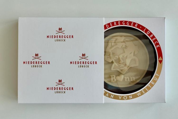 Niederegger Marzipan  mit feinster Schokolade