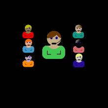 Bild Videokonferenz von Felipe Taconelli auf Pixabay