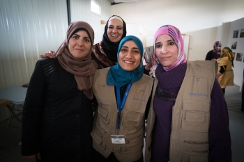 Internationales Serviceprojekt 2018 - 2020 | Eid bi Eid | Jordan-Zaad Al-khair UN Women